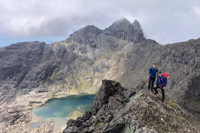 North Wales Climbing and Mountaineering Experience