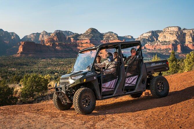 Ranger 6 seater Full Day rental