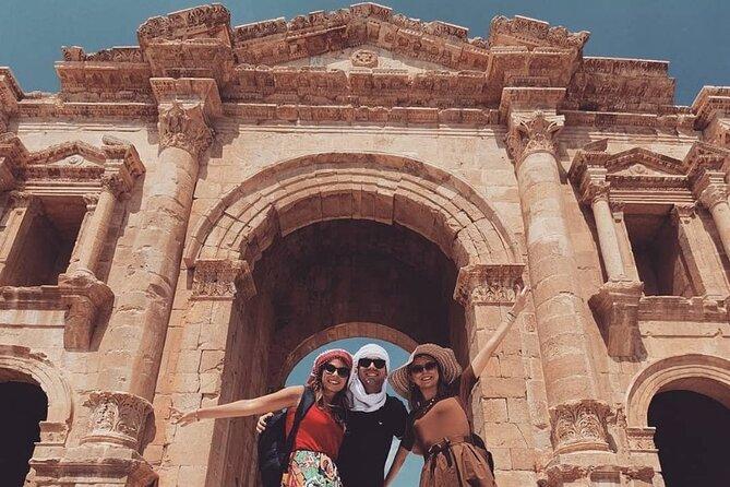Day Trip to Ajloun Castle & Jerash from Amman