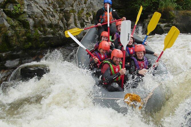 Whitewater Rafting Adventure in Llangollen