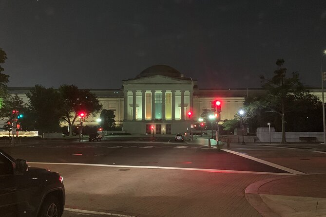 Private Guided Washington DC Moonlight City Tour