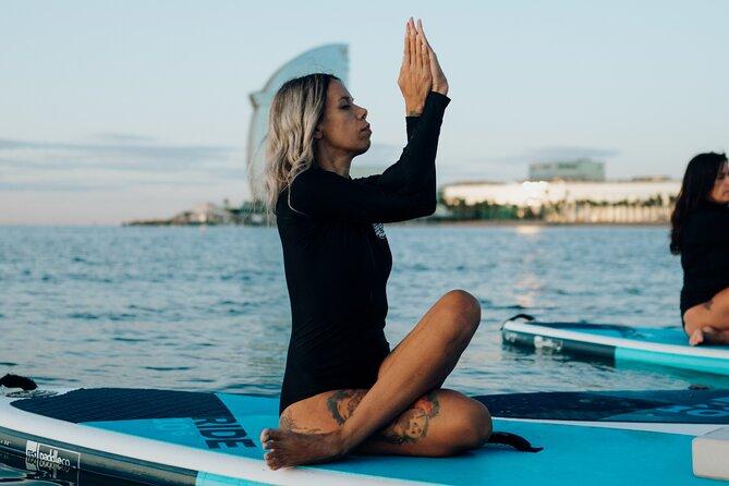 Sup Yoga Barcelona