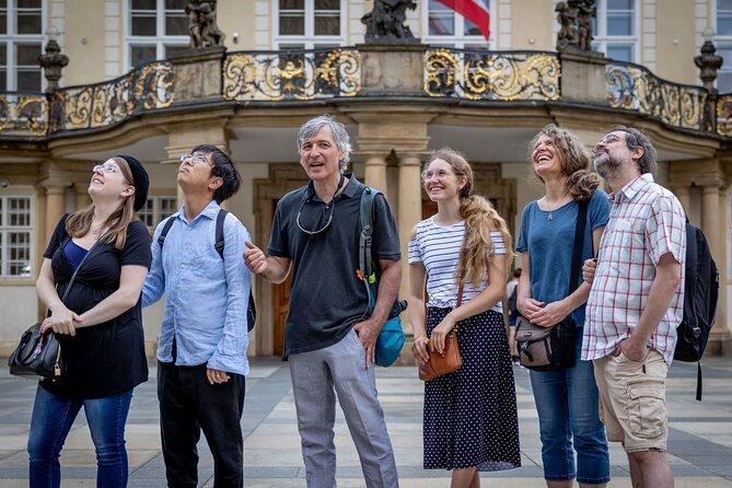 Prague Castle: Power, Glory & Destruction small group Tour