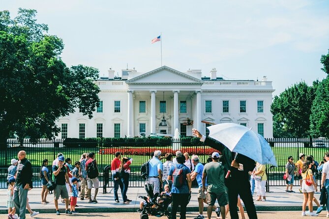 Rondleiding door Washington DC met Washington Monument en seizoensgebonden bootcruise