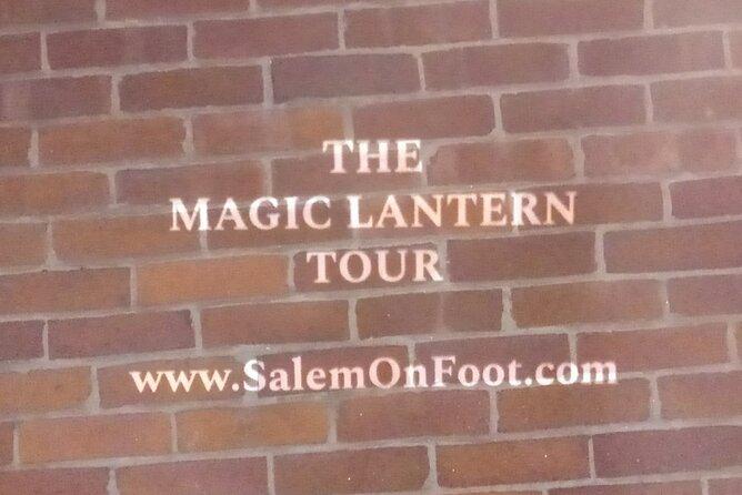 Magic Lantern Tour