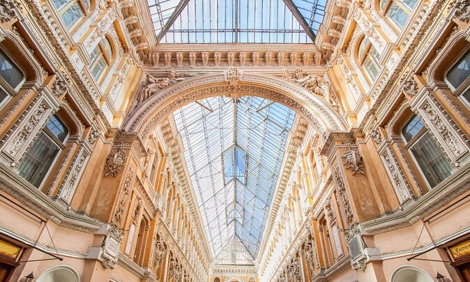 10 of The Most Historic Shopping Arcades in Europe