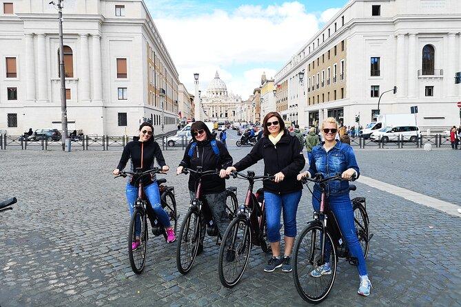 Rome E-Bike Tour: City Highlights