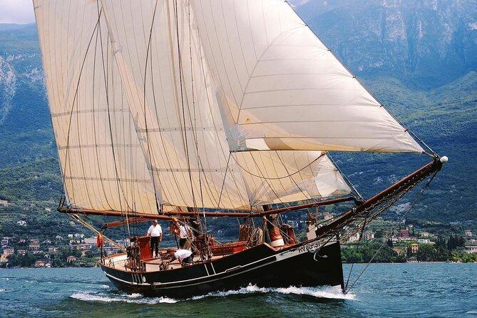 Sailing Ship Cruise on Lake Garda from Malcesine
