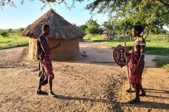 Discover Maasai Boma in Moshi by Tuk Tuk-Bajaji