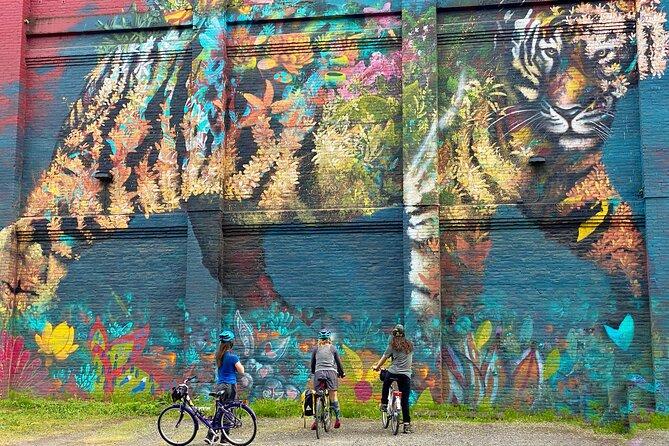 Street Art of Portland 2-Hour Bike Tour