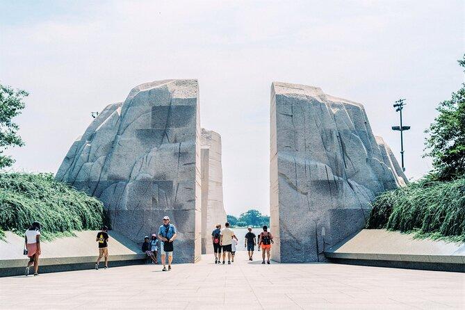 3-stündige Besichtigungstour zu den Monumenten in Washington DC am Morgen mit Fotostopps