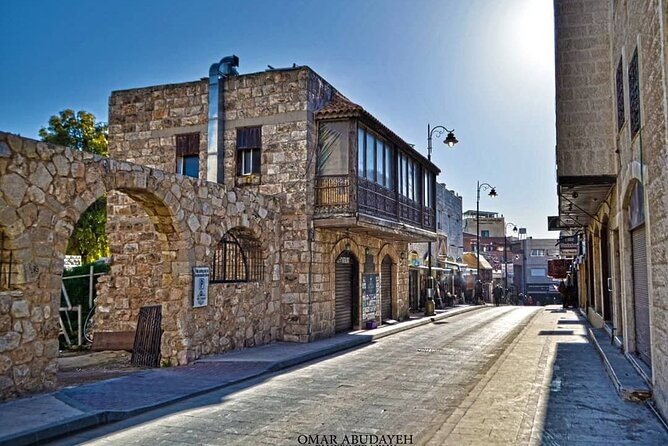 Private Half-Day Tour To Madaba & Baptism Site from Amman