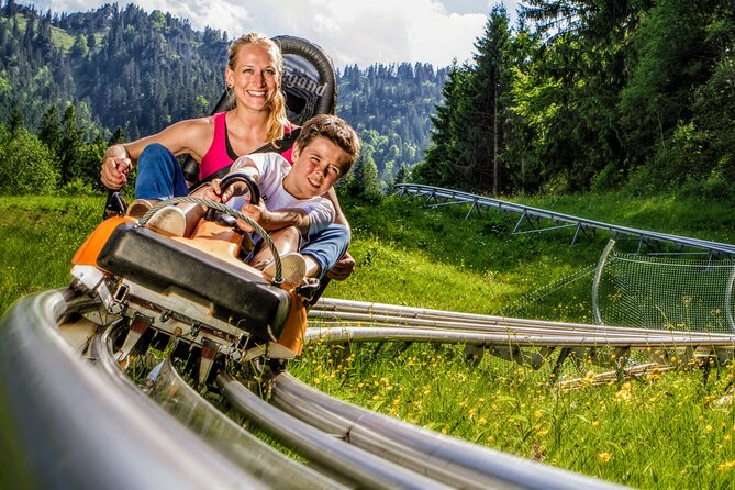 MY*GUiDE EXCLUSiVE Neuschwanstein Castle Tour INCL. TiCKETS and ALPiNE COASTER from Munich