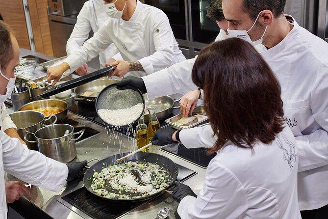 Spanish Cooking Class in San Sebastian