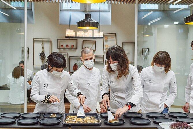Basque Cooking Class in San Sebastian