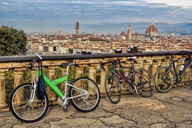 Guided Bike Tour in the Historic Center of Florence