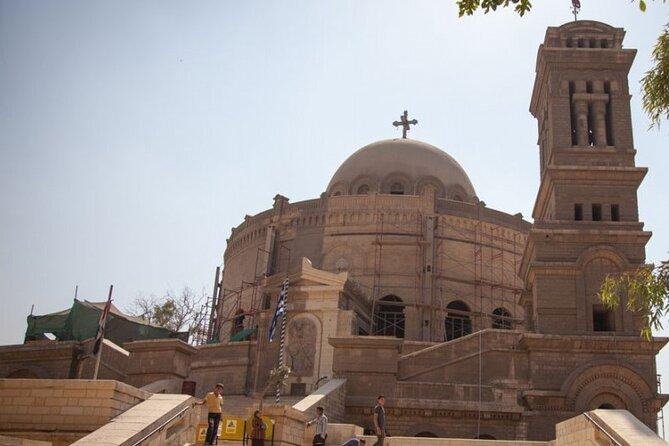 TOP Half Day Tour To Explore Coptic Cairo Visit Ben Ezra Synagogue