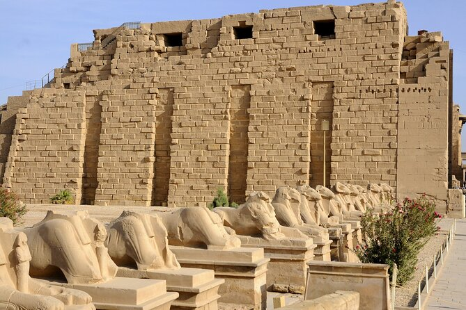 Enjoy Tour to Karnak and Luxor Temples from Luxor.hot deal