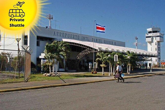 Private Shuttle from Liberia Airport to Arenal Volcano (La Fortuna)