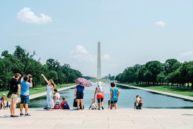 Luxuriöse Stadtrundfahrt in Washington DC mit Abholung und Potomac River Cruise