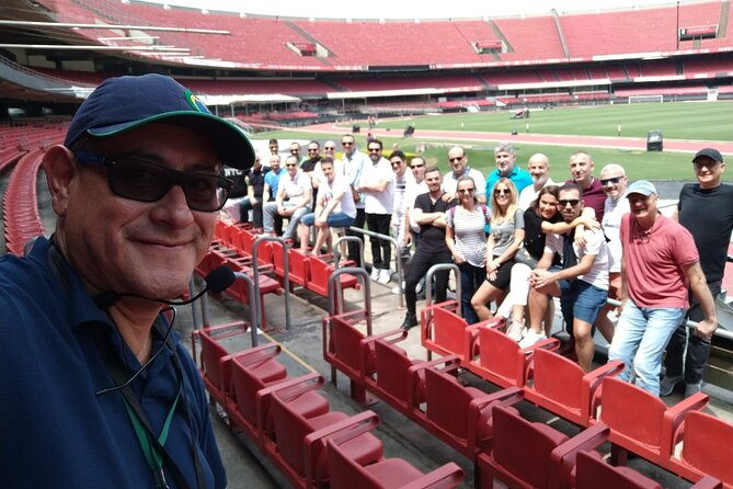 Football Museum and Stadiums in Sao Paulo Guided Private Tour