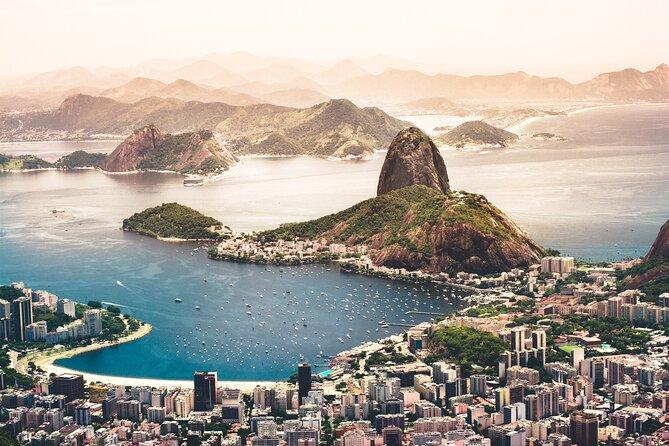 """4-hour Sum-up Of Rio de Janeiro """"Private Tour"""" – Optional Airport & Port Pick-up"""