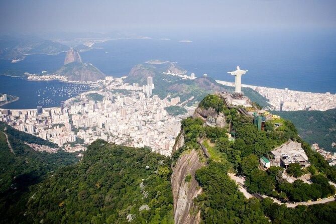 Tour Privativo De 10 horas No Rio: Cristo, Pão de Açúcar, Selarón, Centro E Mais...