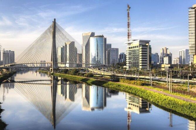 Tour Privativo De 6 Horas Em São Paulo Incluso Principais Atrações (Saída: Hotéis E GRU Aerop.)