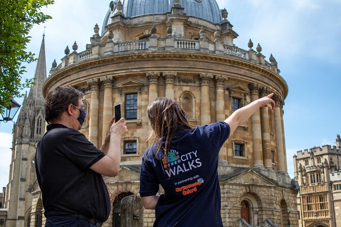 Oxford Walking Tour Pass: 3 Guided & 6 Self Guided Routes