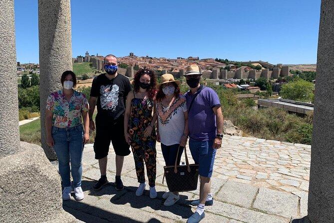 Avila and Salamanca Tour from Madrid