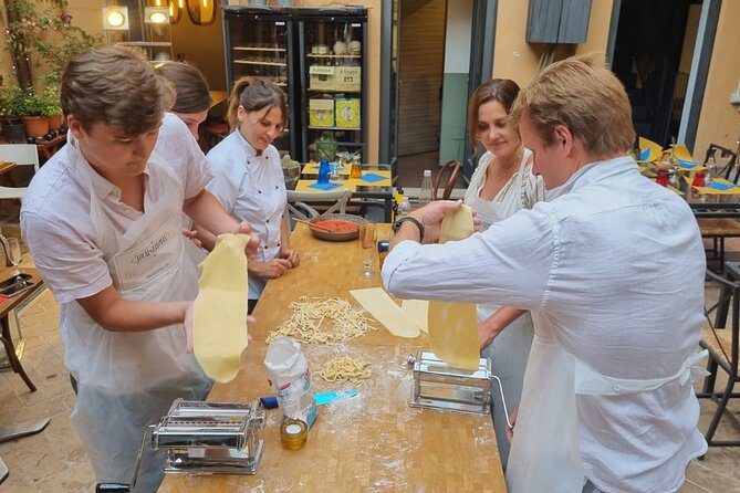Private Customized Cooking Class in Rome