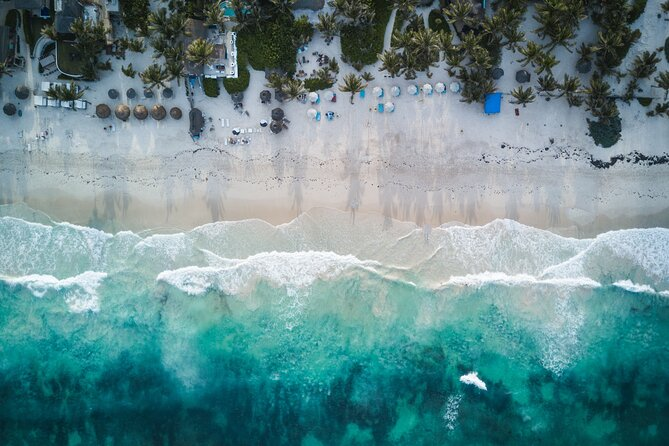 Private Sightseeing in Tulum-Playa del Carmen with Local English Speaking Driver