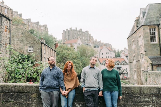 Private Vacation Photography Session with Local Photographer in Edinburgh