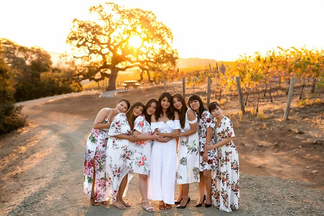 60 Minute Private Vacation Photography Session met fotograaf in Napa-Sonoma