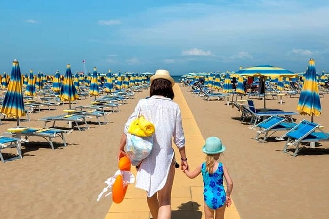 Visit Rome and Relax at the beach