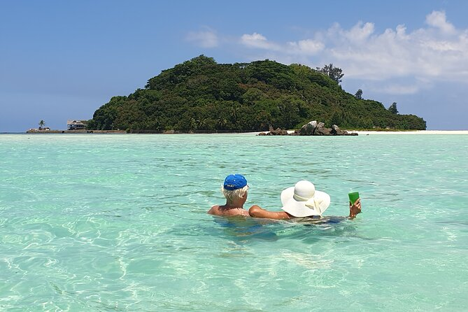 St Anne Marine Park & Moyenne Island Full day boat trip from Mahe (Private Boat)