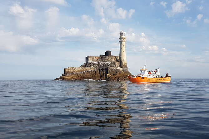 Fastnet Rock Lighthouse & Cape Clear Island Tour from Schull West Cork