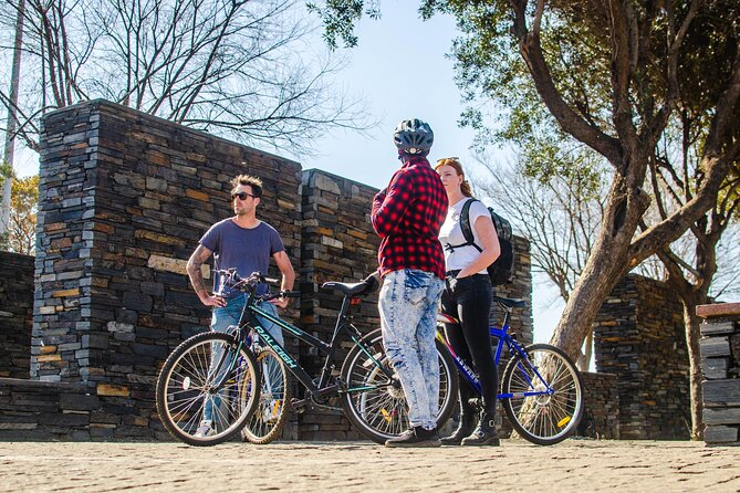 Guided Bicycle Tour of Soweto with Lunch