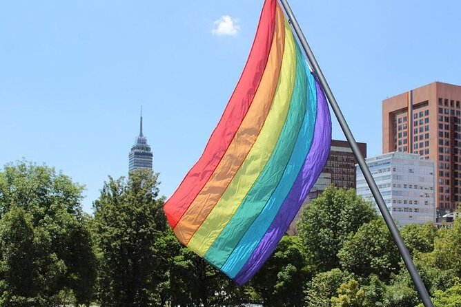 Gay Side of History at Mexico City's Top Sites