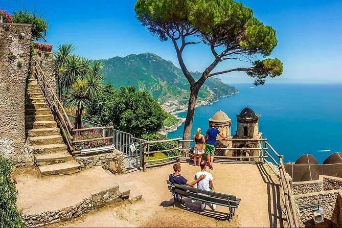 Transfer from/to Ravello and Naples