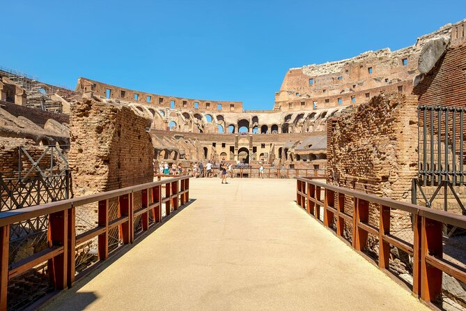 Colosseum, Roman Forum & Palatine Exclusive Walking Guided Entry