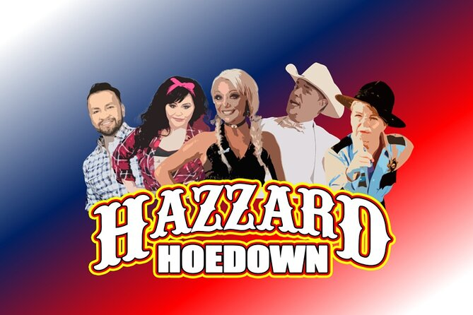 Hazzard Hoedown-dinershow in Pigeon Forge