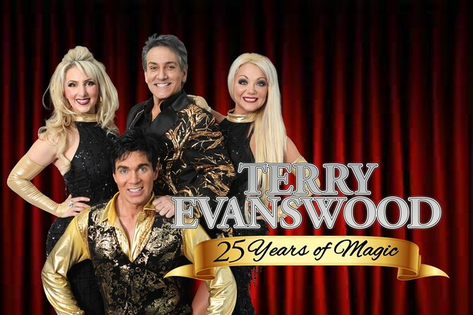 The Magic of Terry Evanswood at Grand Majestic Theater