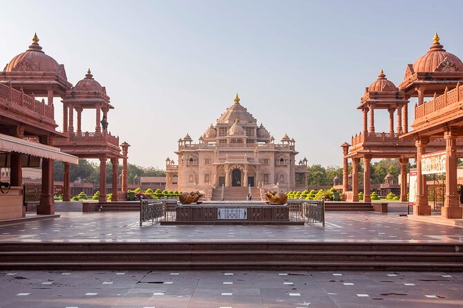 Temples of Ahmedabad Full Day Private Tour