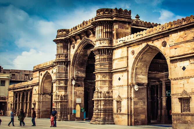Full Day Private Sightseeing Tour of Ahmedabad