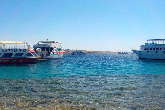 Ras Muhammed & White Island Snorkeling Boat Trip With Lunch - Sharm El Sheikh