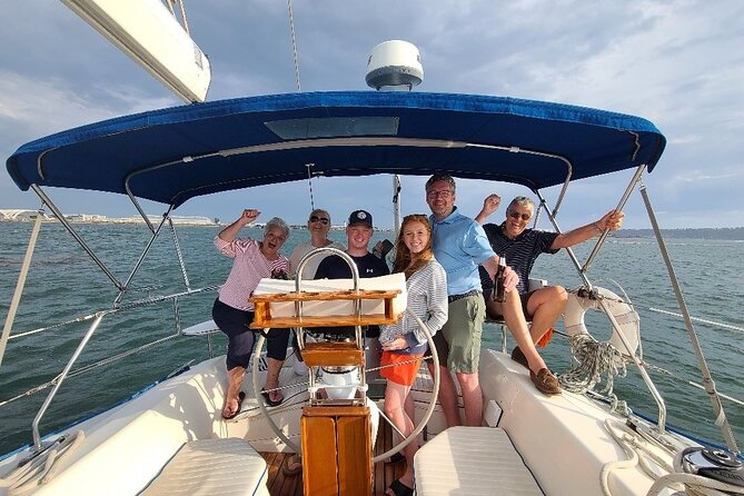 STERLING SAILS 2 Hour Private Sailing Experience in San Diego Bay