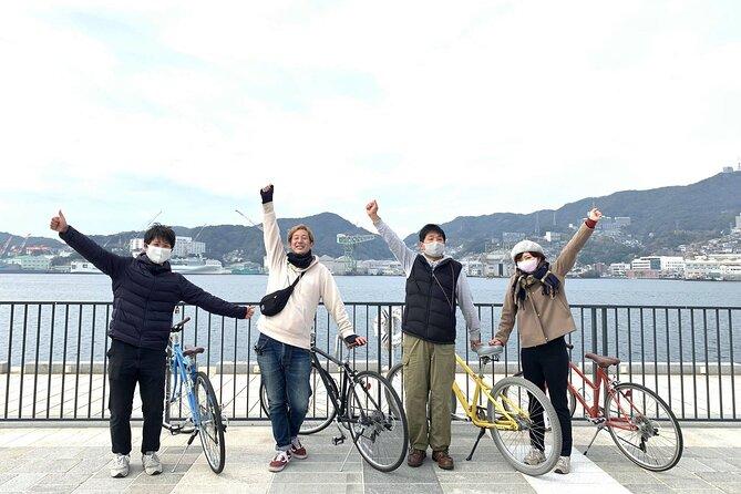 Nagasaki Private Half Day Bike Tour with Guide