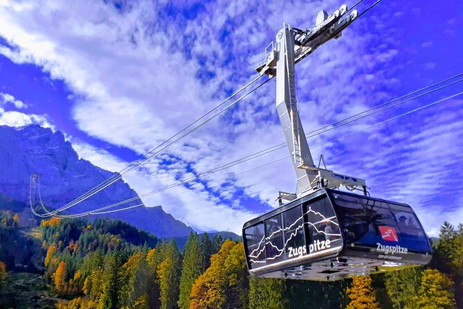 MY * GUiDE Exclusive Mount ZUGSPITZE & SNOW Much More Tour from Munich