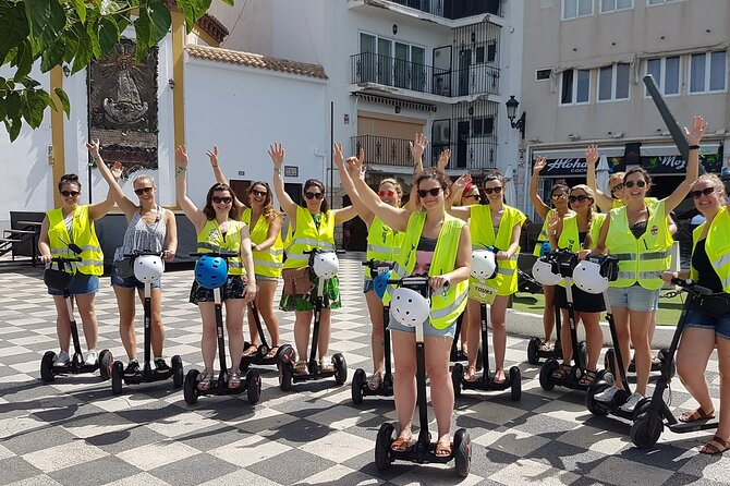 E-Scooter / Ninebot - Segway Adventure Old Town and Port